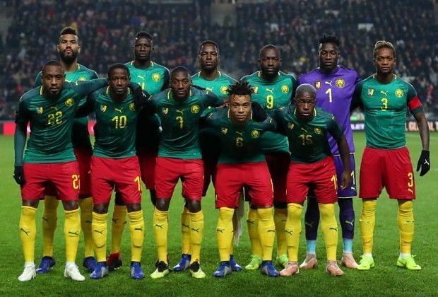 Cameroon side will try to win it