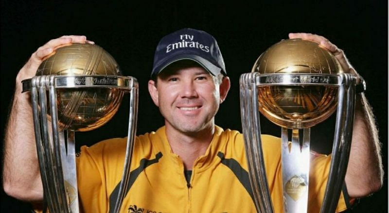 Ricky Ponting proved to be the most successful captain for Australia in the history of World Cup