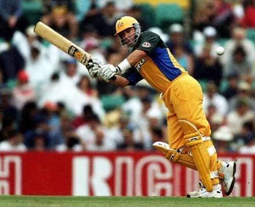 Mark Waugh has 18 ODI centuries to his credit