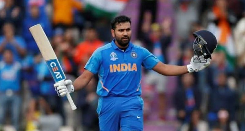 Hit Man Rohit Sharma