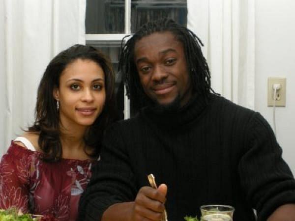 kofi kingston wife