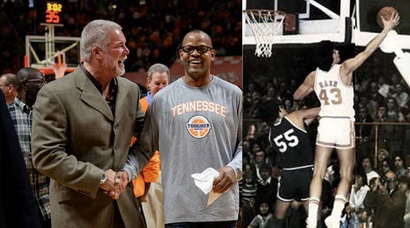 kevin nash playing basketball