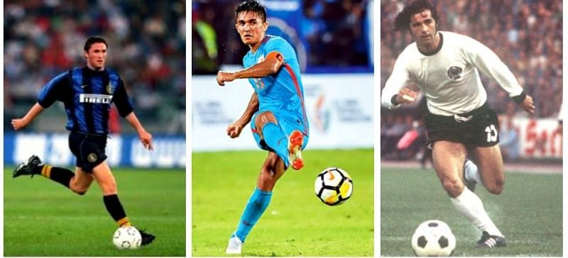 Sunil Chhetri is now level with Gerd Muller and Robbie Keane in terms of international goals scored