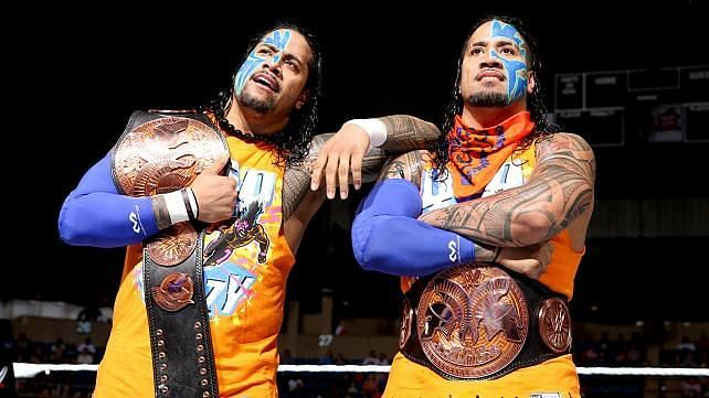 jimmy uso tag team