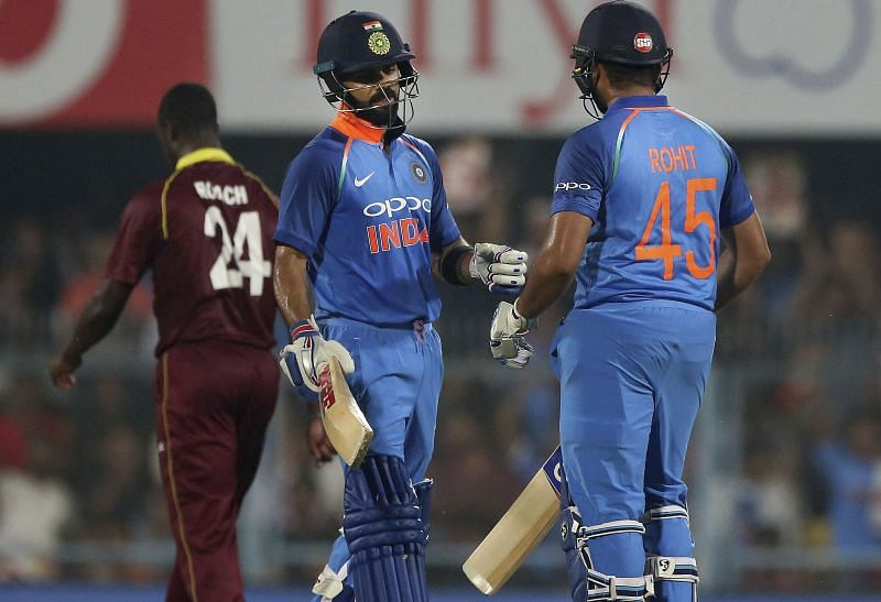 Rohit Sharma & Virat Kohli have been in fine form with the bat in this World Cup