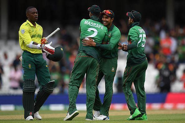South Africa v Bangladesh - ICC Cricket World Cup 2019