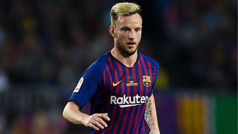 Ivan Rakitic could play for Manchester United next season