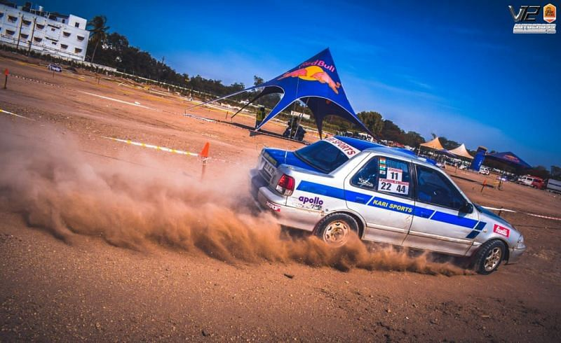 V12 Autocross Championship 2019 at Coimbatore a