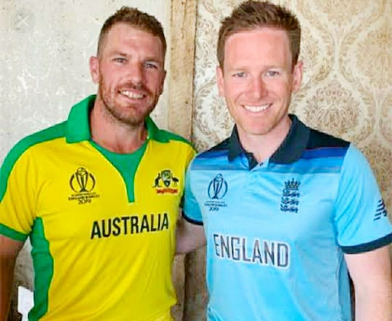 Icc Cricket World Cup 2019 - Match 32, England vs Australia
