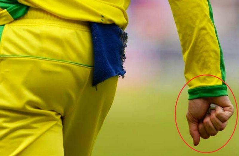 ICC cricket world cup 2019 - Adam Zamba