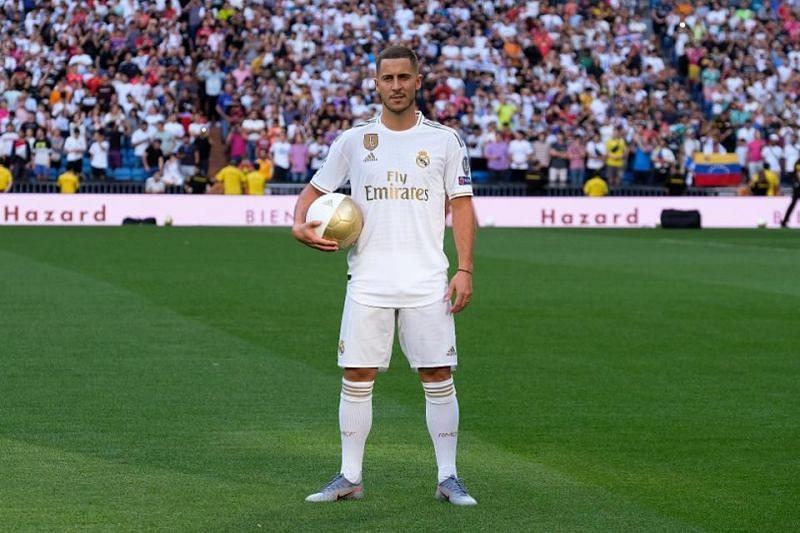 Ricardo Carvalho backs Eden Hazard to succeed at Real Madrid