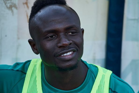 Sadio Mane will captain the Senegal side in the AFCON.