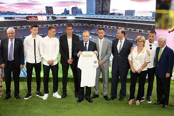 Real Madrid have begun rebuilding in earnest