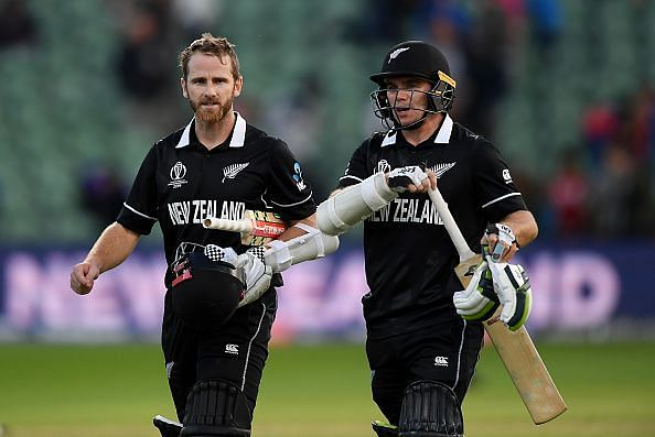 New Zealand - ICC Cricket World Cup 2019