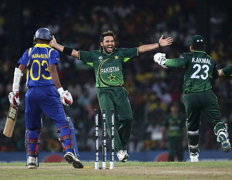 Srilanka vs Pakistan