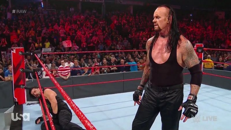 The Undertaker will be competing at a non-major event for the first time in nearly 4 years.