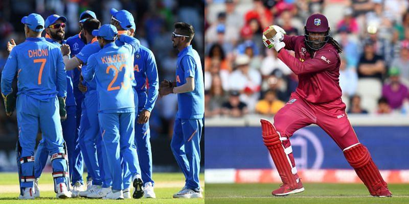 भारत  vs वेस्टइंडीज