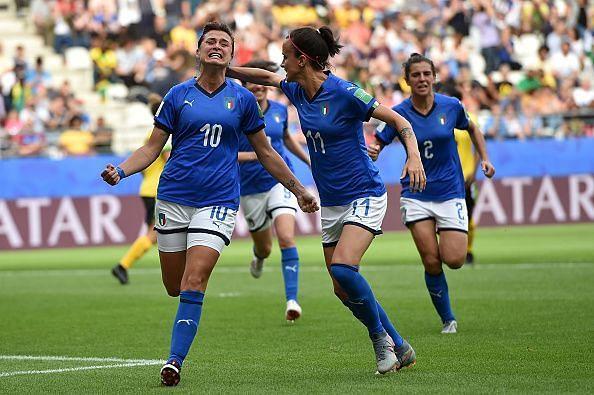 Jamaica v Italy: Group C - 2019 FIFA Women