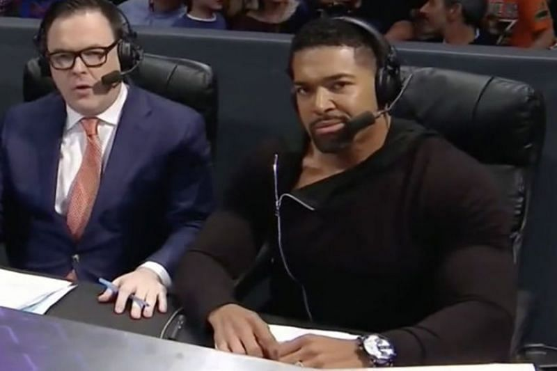 david otunga commentatory