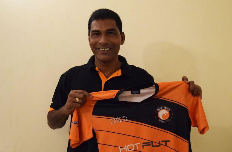 Alfredo Fernandes is South United FC