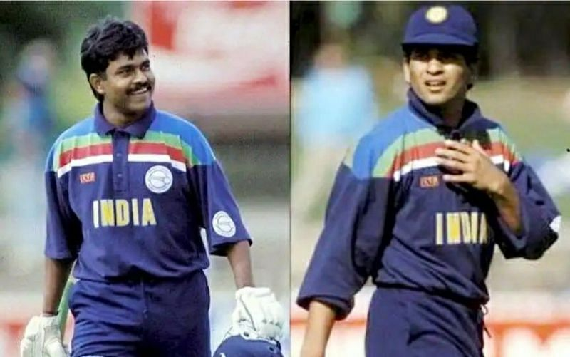 Coloured Jerseys were used for the first time in 1992