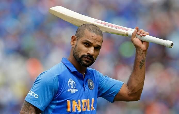 Huge blow for India losing Shikhar Dhawan due to injury