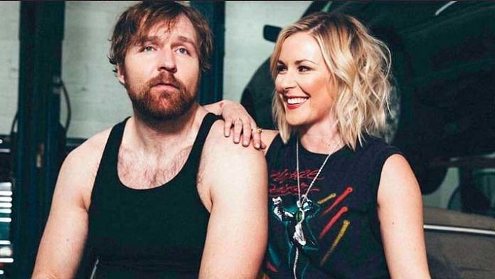 reneee young and dean ambrose