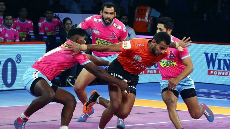 U Mumba all-rounder Abhishek Singh will be one to watch out for