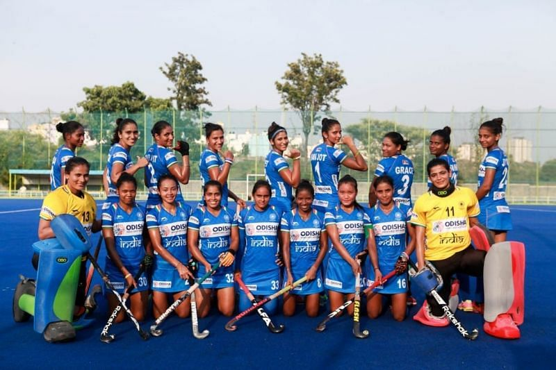 The Indians end the FIH Series Finals on a high