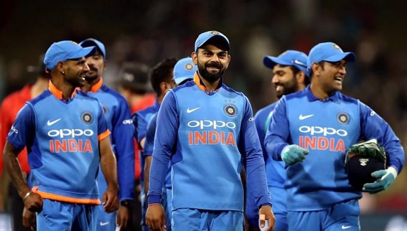 Kohli has been leading the Indian test side for over four years and the ODI side for over two years