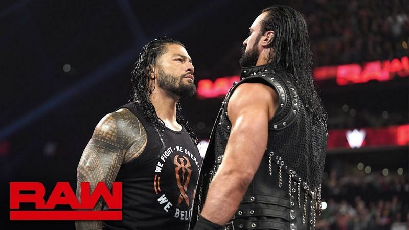 Reigns and McIntyre