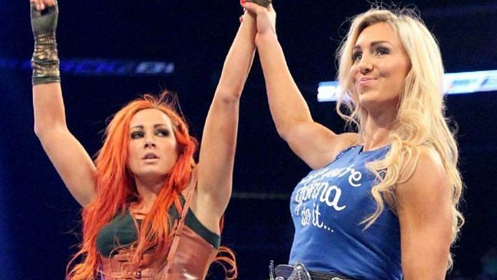 Lynch and Charlotte