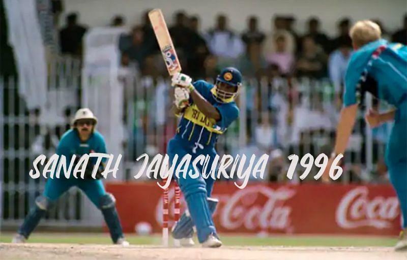 Sanath Jayasuriya (Sri Lanka) | 1996