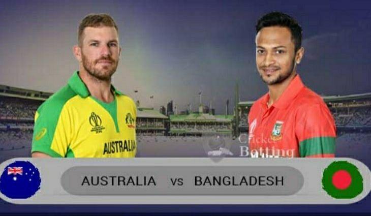 Australia vs Bangladesh