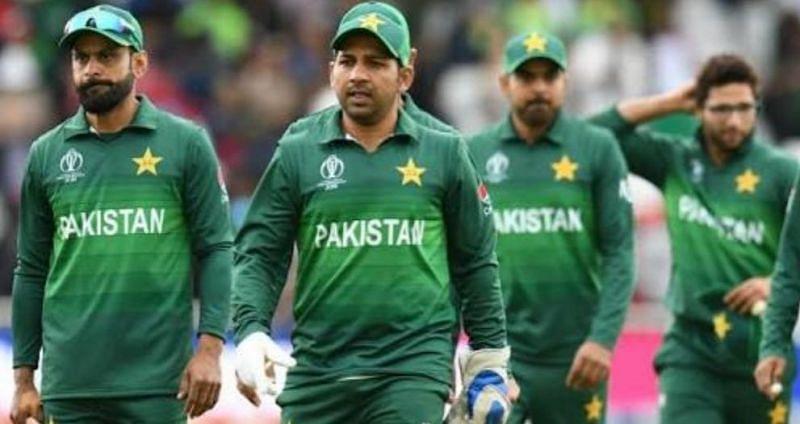 Pakistan - cwc 2019 Enter caption Enter caption