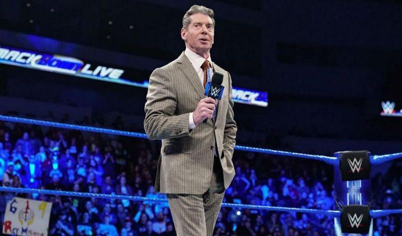WWE चेयरमैन विंस मैकमैहन
