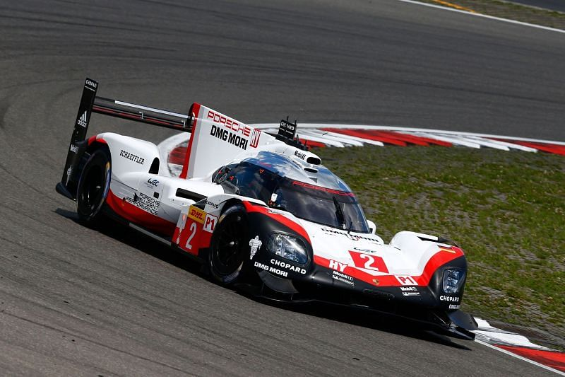 Porsche decided to leave LMP1/WEC in 2017