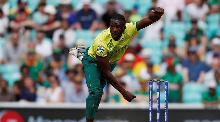 Rabada has struggled for wickets this World Cup and has not lived up to the expectations