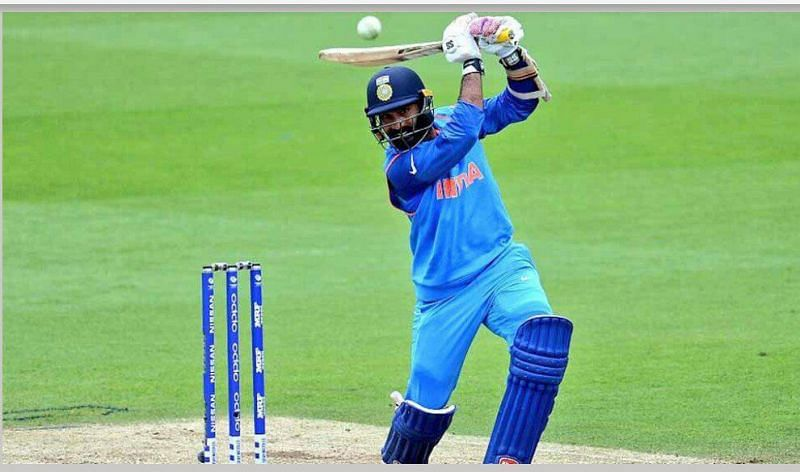 Karthik has usually done well for India in the ICC events