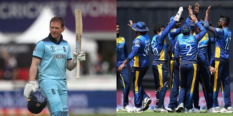 इंग्लैंड vs श्रीलंका