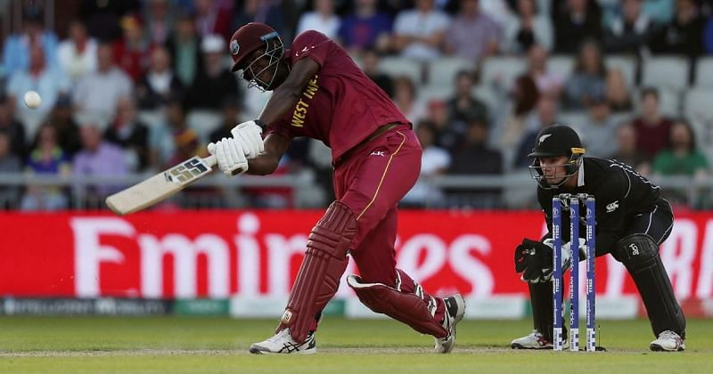 arlos Brathwaite's individual brilliance (101 from 82) with the bat that took the Caribbean side to touching distance of victory against table-toppers New Zealand
