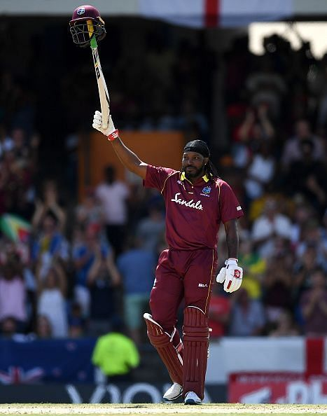 West Indies v England - 1st One Day International