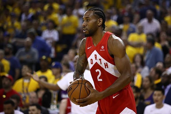 Kawhi Leonard will be among the most in-demand free agents this summer