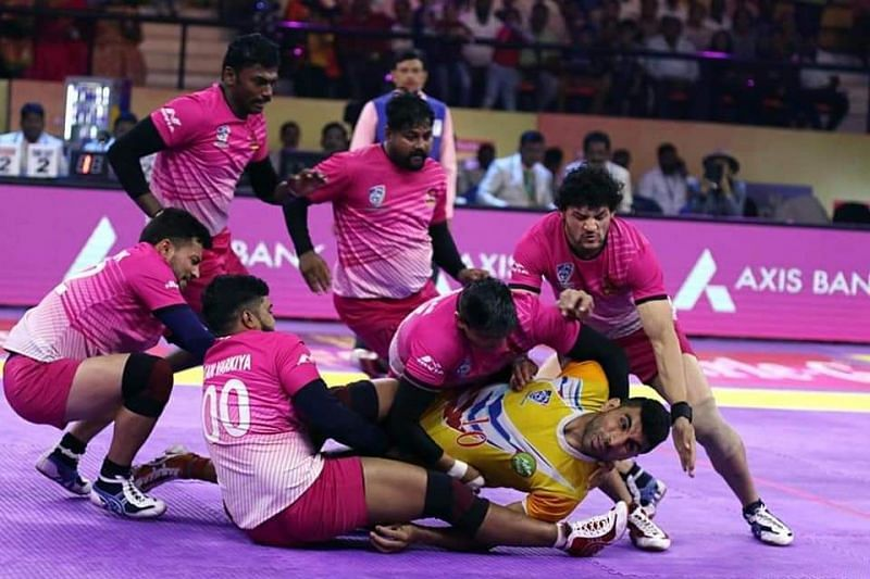 Bangalore Rhinos vs. Pune Pride (IIPKL 2019 Final)