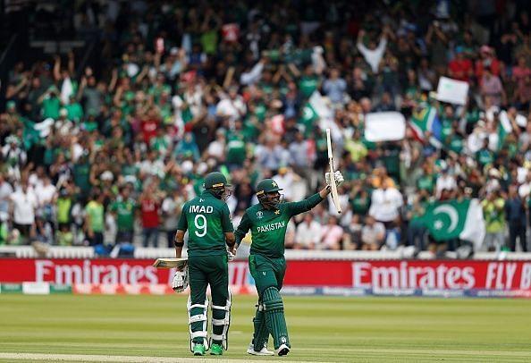 पाकिस्तान ने लॉर्ड्स में मजबूत स्कोर खड़ा किया