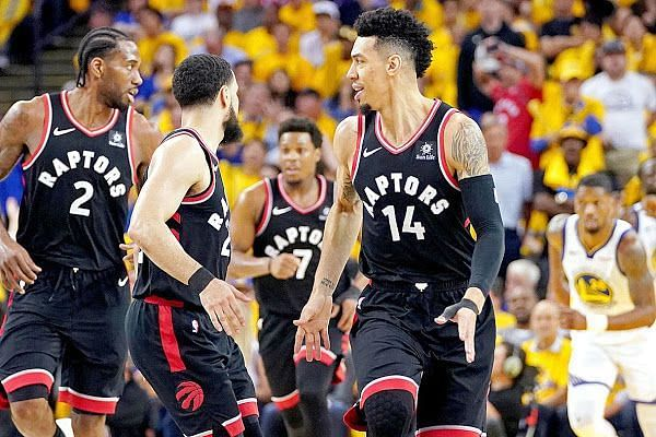 Toronto was one tough squad to defend in Game 3