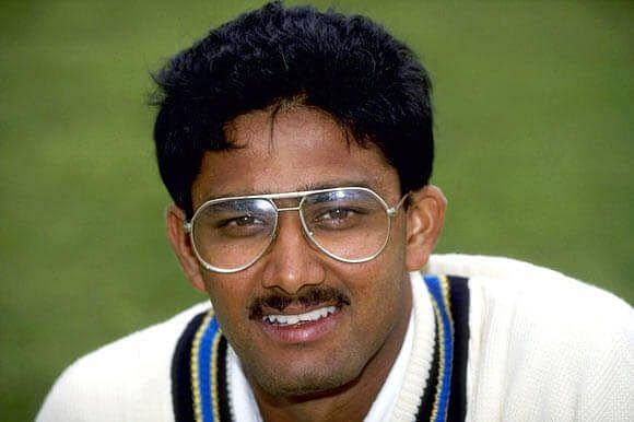 Narendra Hirwani holds the record of best bowling figures by any bowler on Test debut