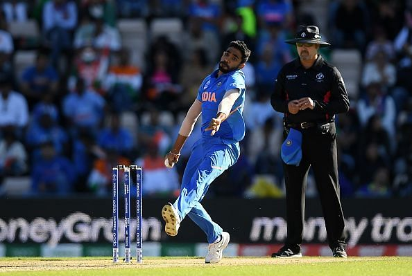 Jasprit Bumrah has one of the most non conventional actions in international cricket.