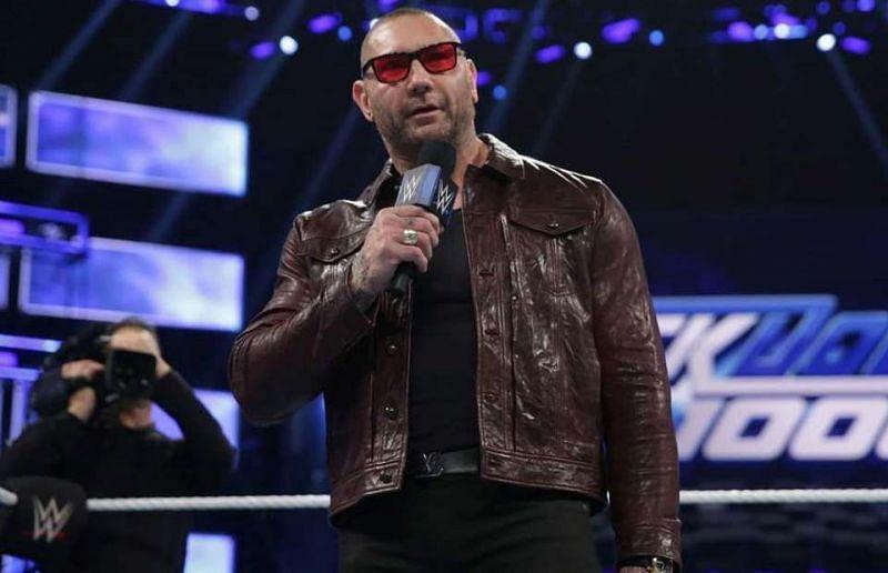 Batista returned to WWE as a heel earlier this year