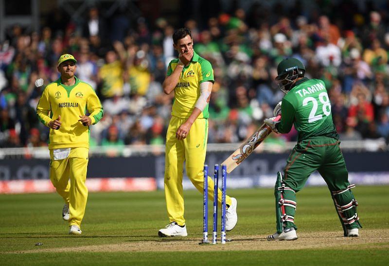 Leading Wicket taker - M Starc.